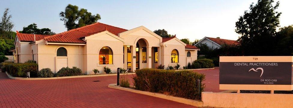 epsom dental care applecross external building