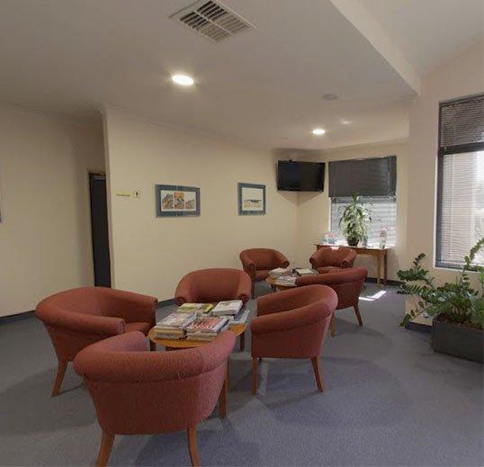 Epsom Dental Care Applecross dentist Applecross Dental Clinic Waiting Area
