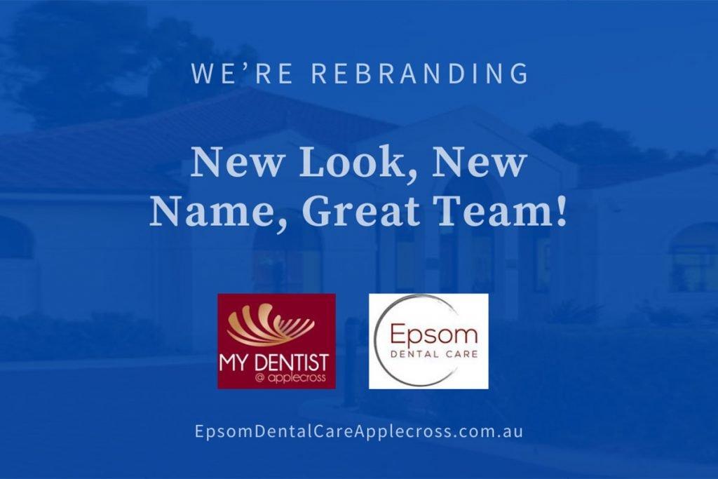 Rebranding Epsom Dental Care Applecross