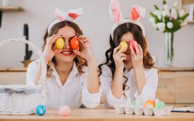 Top 8 Ideas for Easter at Home from Epsom Dental Care Applecross