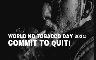 World No Tobacco Day 2021 in Applecross: Commit to Quit!
